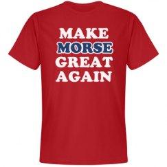 Make Morse Great Again