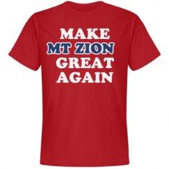 Make Mt Zion Great Again