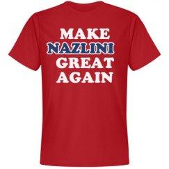 Make Nazlini Great Again