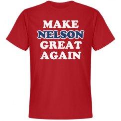 Make Nelson Great Again