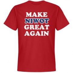 Make Niwot Great Again