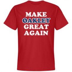 Make Oakley Great Again