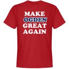 Make Ogden Great Again