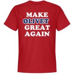 Make Olivet Great Again