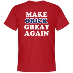 Make Orick Great Again