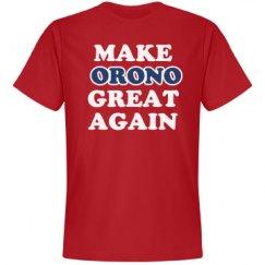 Make Orono Great Again