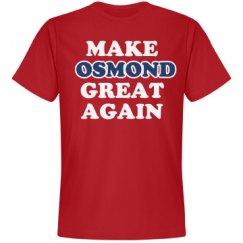 Make Osmond Great Again