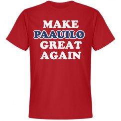 Make Paauilo Great Again