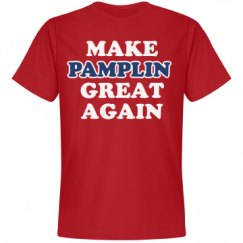 Make Pamplin Great Again