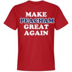 Make Peacham Great Again