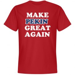 Make Pekin Great Again