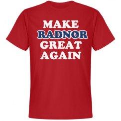 Make Radnor Great Again