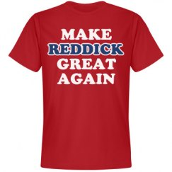 Make Reddick Great Again