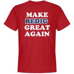 Make Redig Great Again