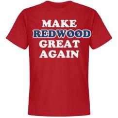 Make Redwood Great Again