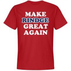 Make Rindge Great Again