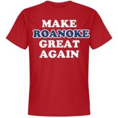 Make Roanoke Great Again