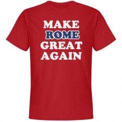 Make Rome Great Again