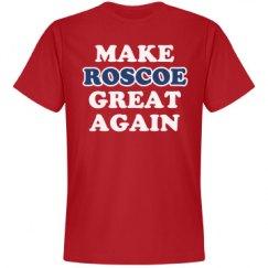 Make Roscoe Great Again