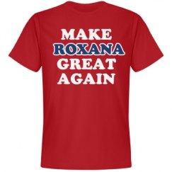 Make Roxana Great Again