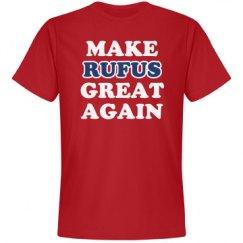Make Rufus Great Again