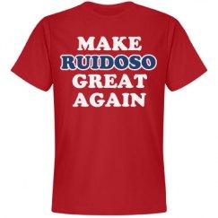 Make Ruidoso Great Again