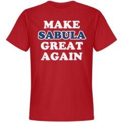 Make Sabula Great Again
