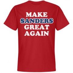 Make Sanders Great Again