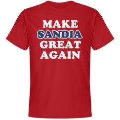 Make Sandia Great Again