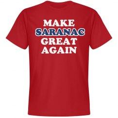 Make Saranac Great Again