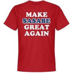Make Sasabe Great Again