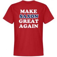 Make Saxon Great Again