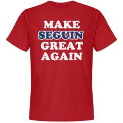 Make Seguin Great Again