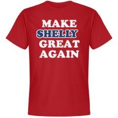 Make Shelly Great Again