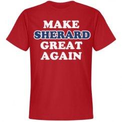 Make Sherard Great Again