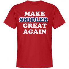 Make Shidler Great Again