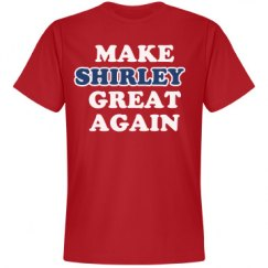 Make Shirley Great Again
