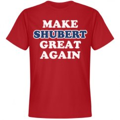 Make Shubert Great Again