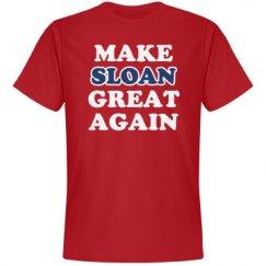 Make Sloan Great Again