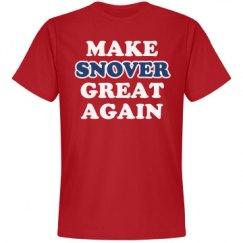 Make Snover Great Again