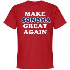 Make Sonoma Great Again