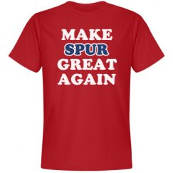 Make Spur Great Again