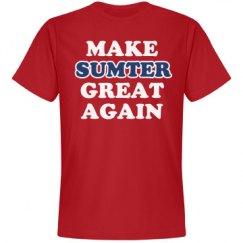 Make Sumter Great Again