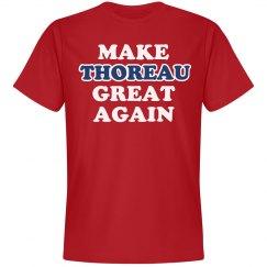 Make Thoreau Great Again