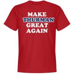 Make Thurman Great Again