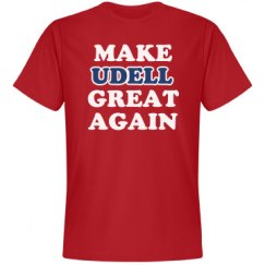 Make Udell Great Again