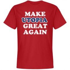Make Utopia Great Again