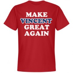Make Vincent Great Again