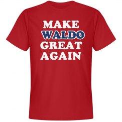 Make Waldo Great Again