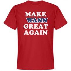 Make Wann Great Again